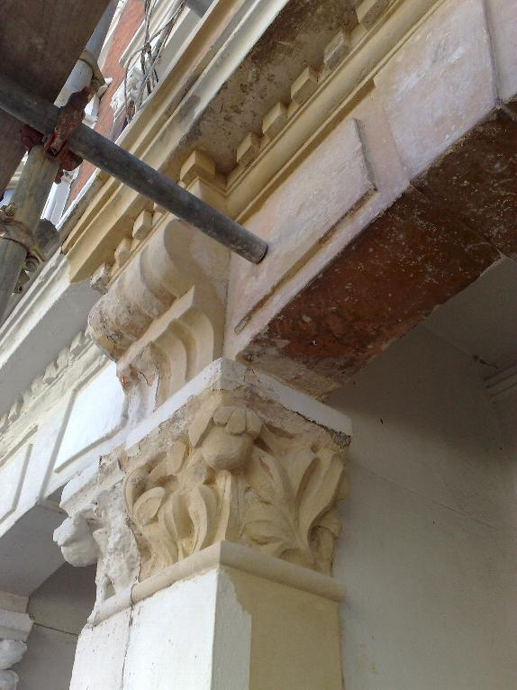 Restoration Temple Stone London Limited